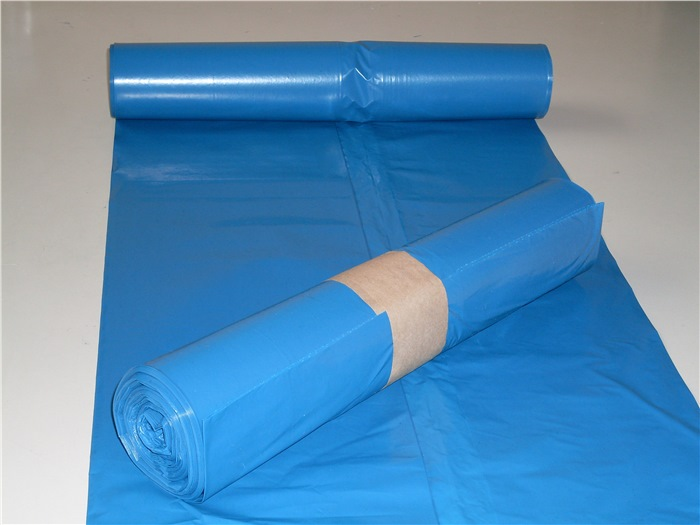 Müllsack Fassungsvemögen ca.120l blau