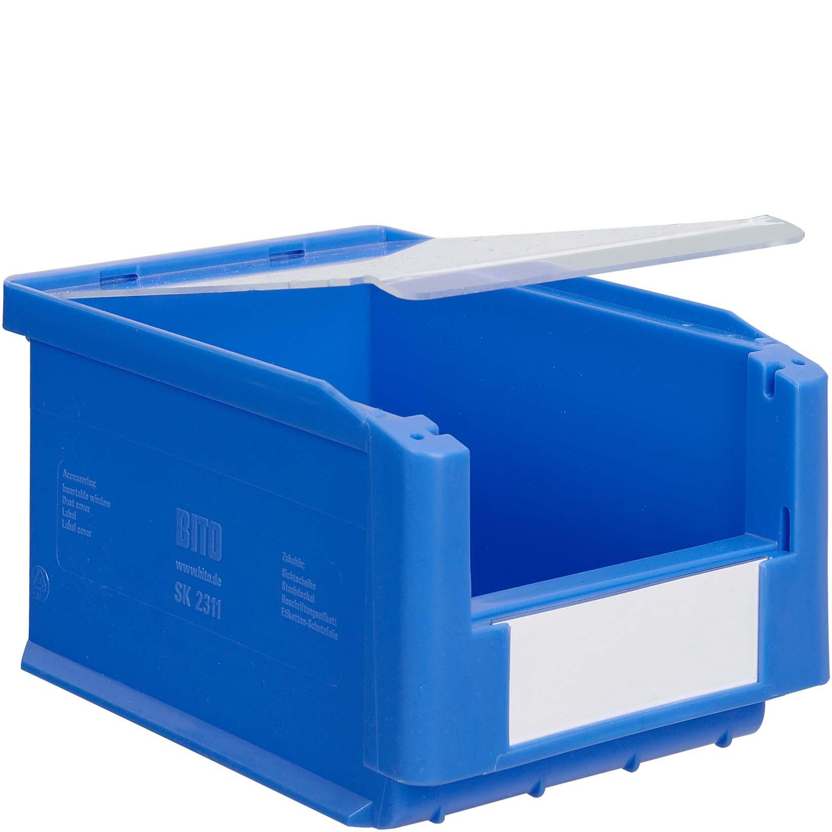 Deckel-Scharnier-Verschlüsse für Eurostapelbehälter BN