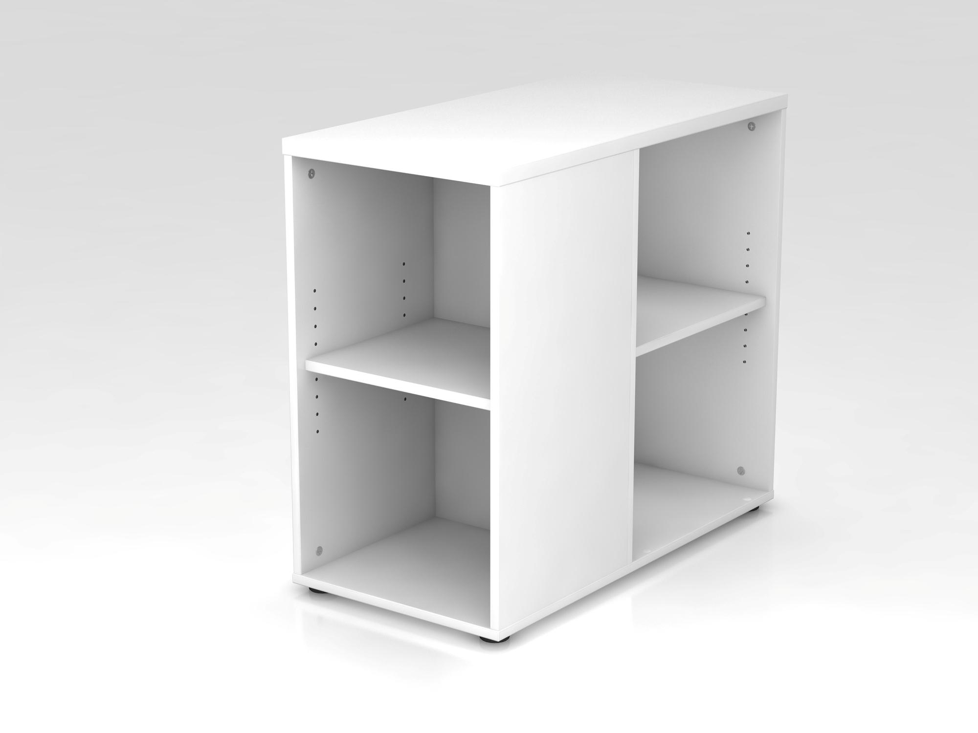 Anstellcontainer Weiß