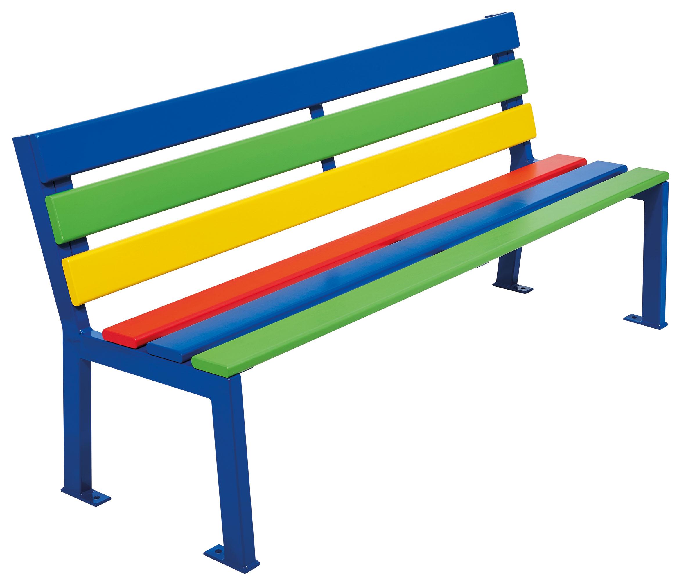 Sitzbank Silaos®-Junior - Mit Oder Ohne Rückenlehne