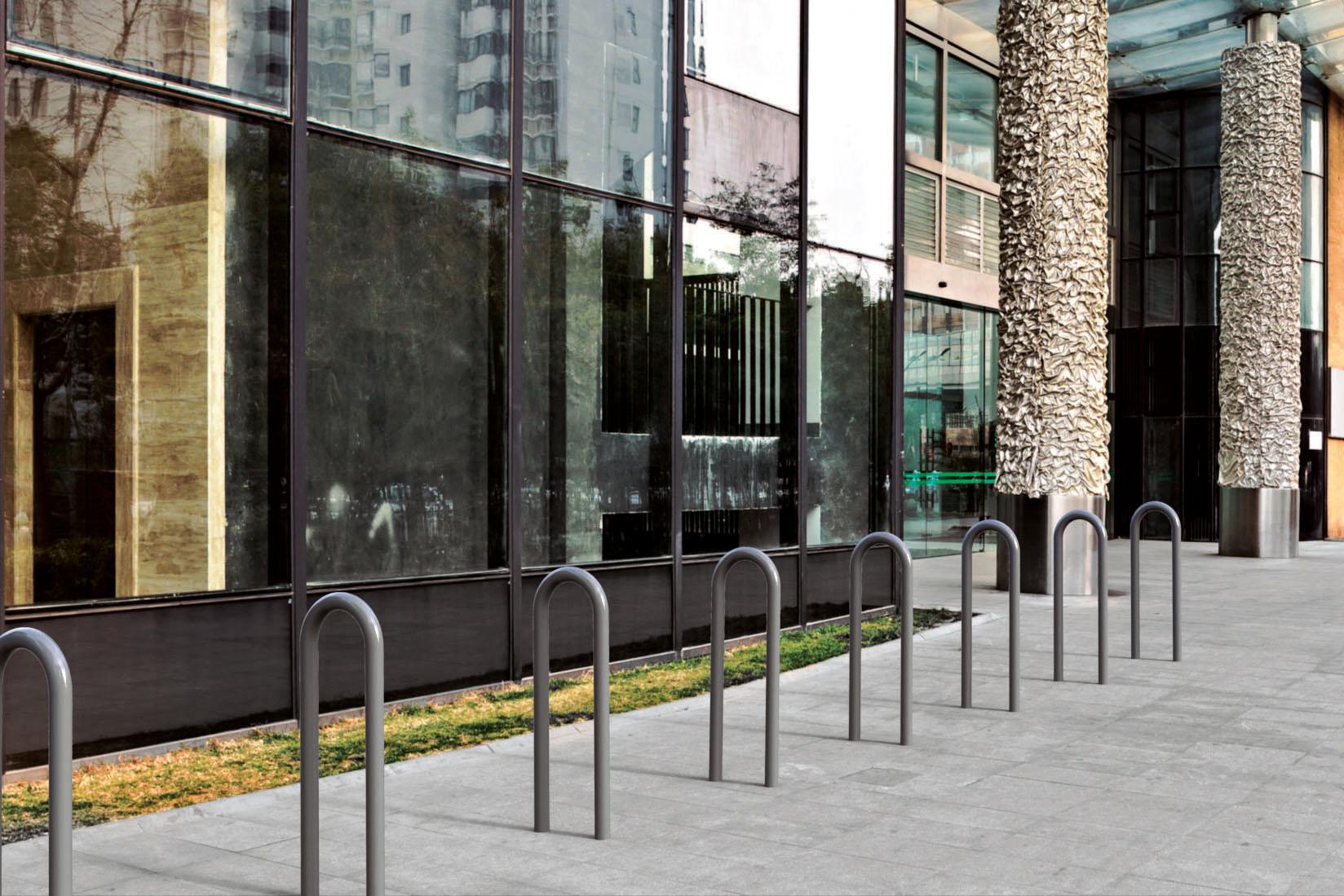 Fahrradbügel Büroklammer Ø 50 Mm Und Ø 60 Mm