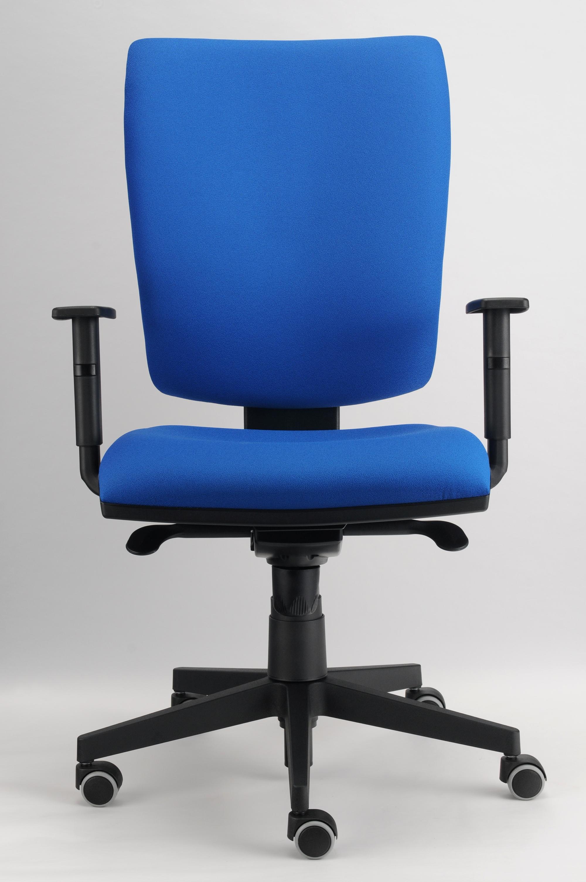 Bürostuhl Solid 1, blau