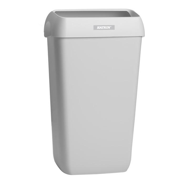 Abfallbehälter Fassungsvermögen 25l weiß
