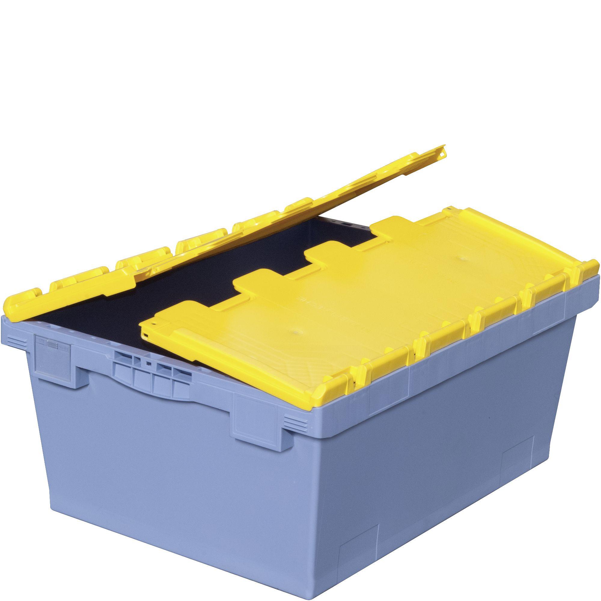 -Behälter MBD  86321 blau/gelb