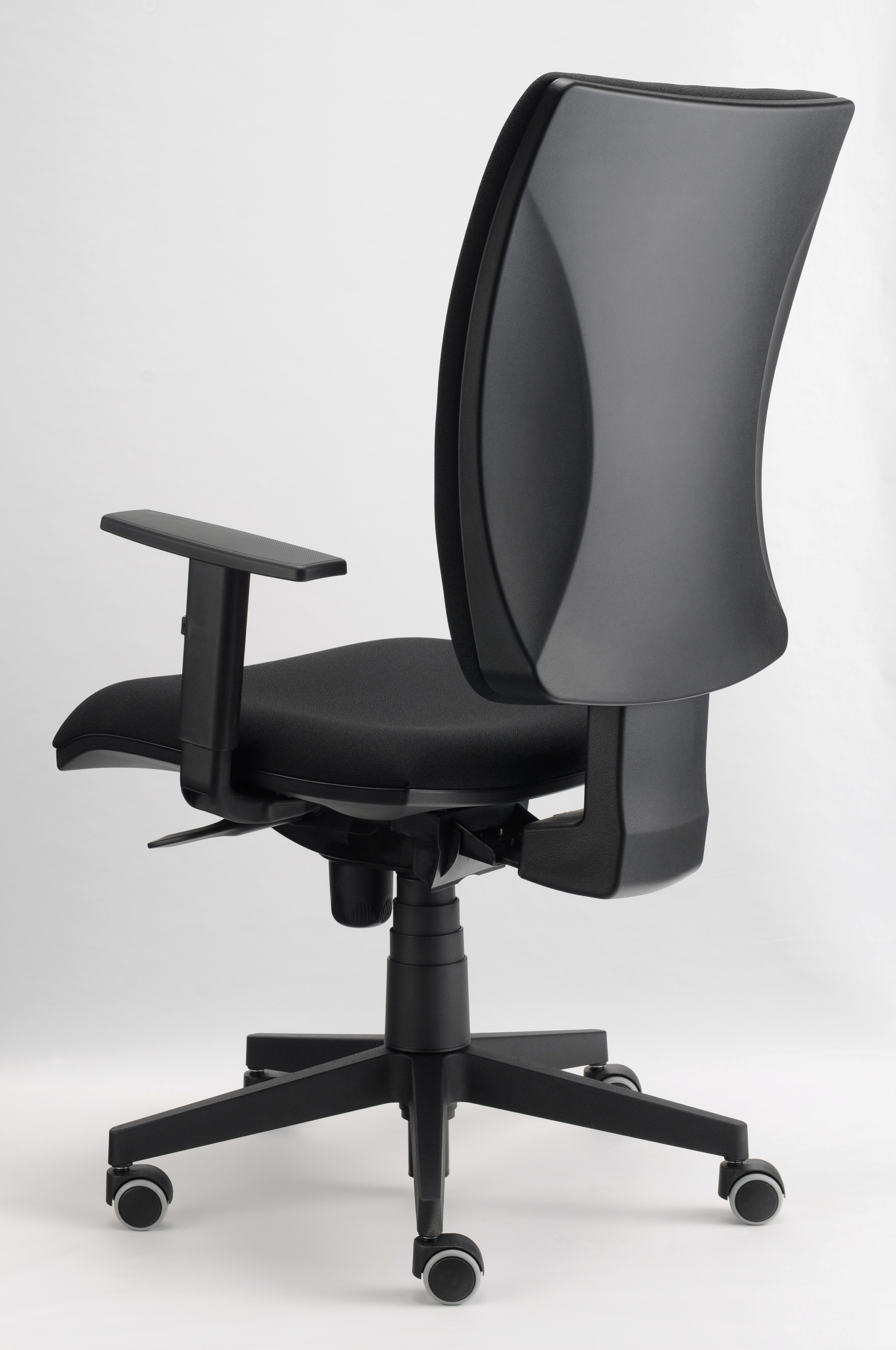 Bürostuhl Solid 1 Schwarz
