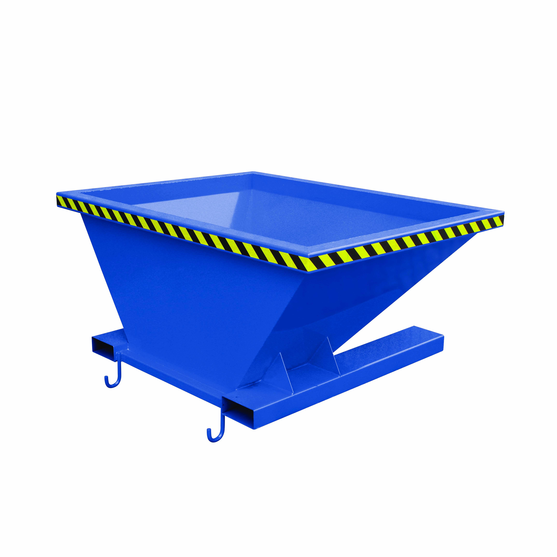 Befülltrichter mit Halterung für Big Bags, 2056 RAL 5010
