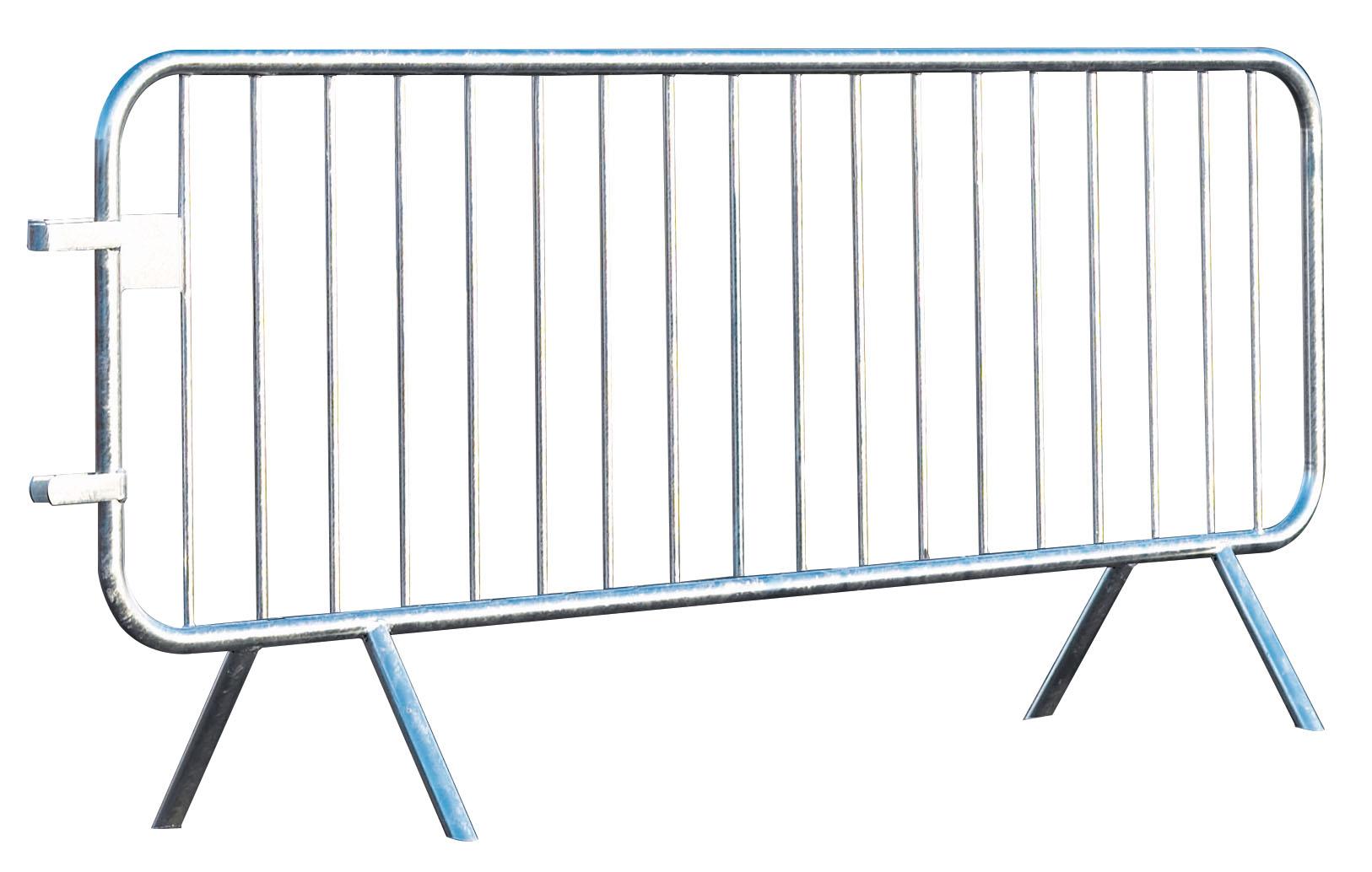 Mobiles Absperrgitter Ecobar® Aus Stahl