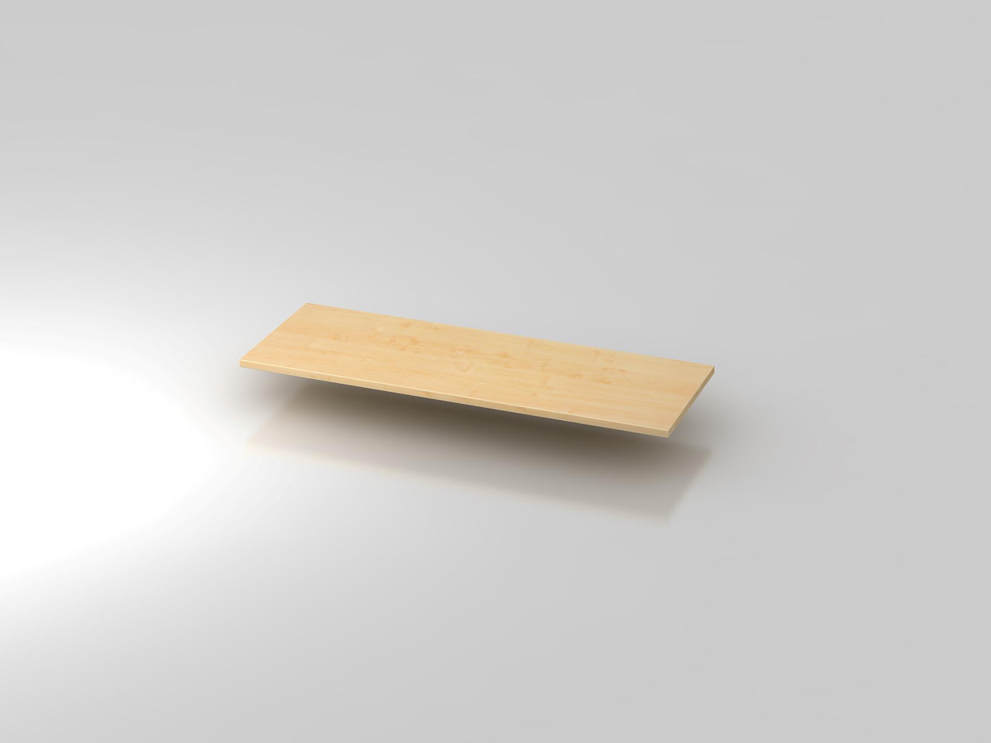 Abdeckplatte 120,5x43cm Ahorn