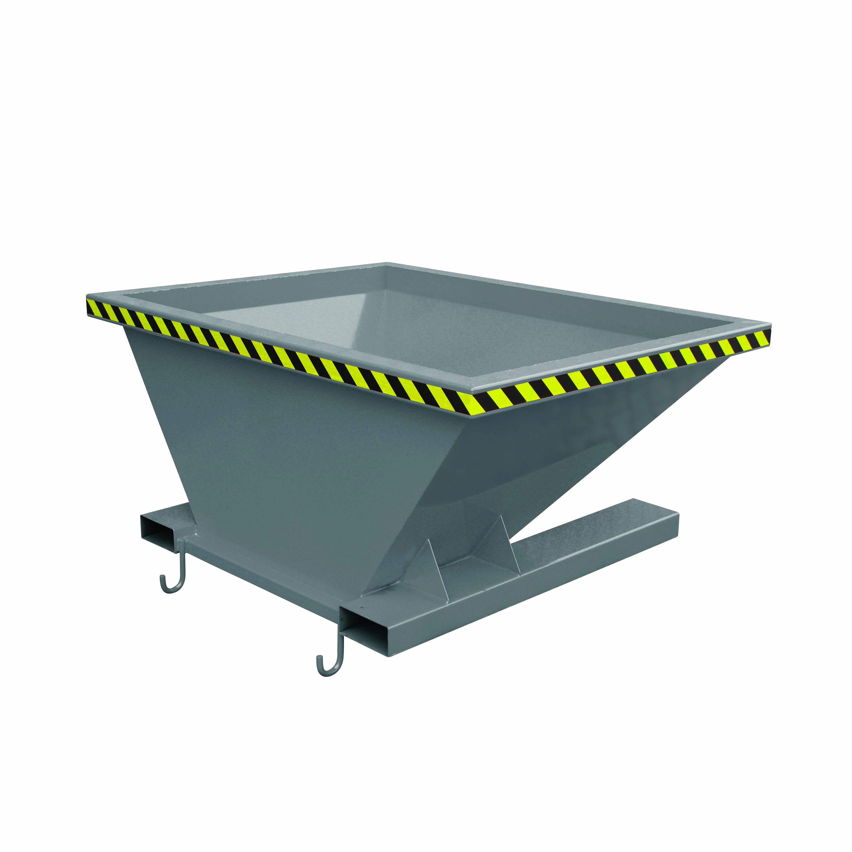 Befülltrichter mit Halterung für Big Bags, 2056 RAL 7016