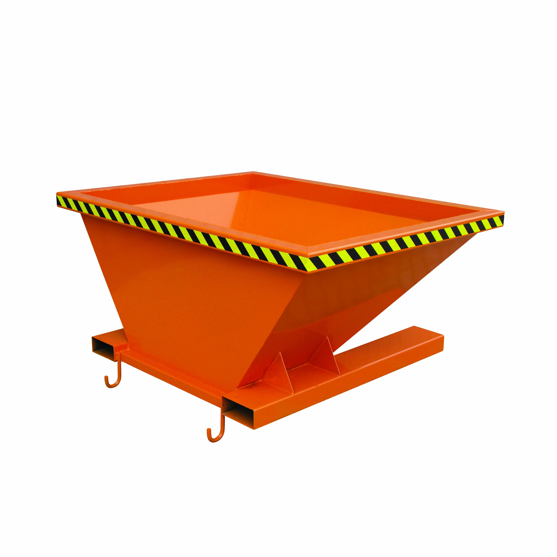 Befülltrichter mit Halterung für Big Bags, 2056 RAL 2004