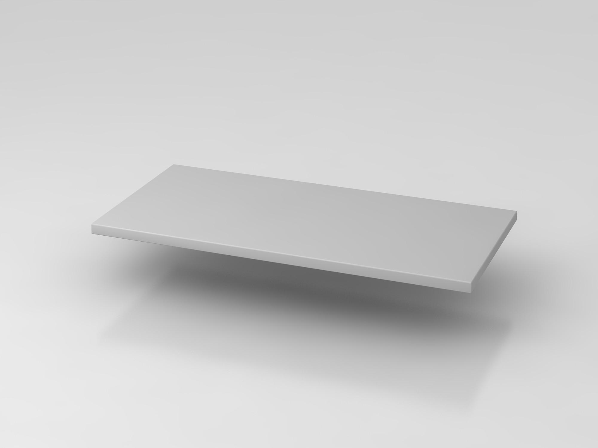 Fachboden 80 cm Grau 9er Wand